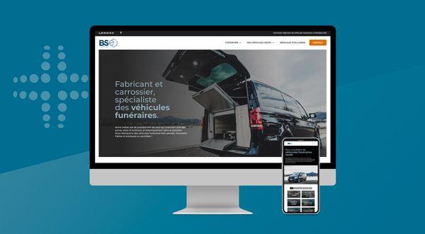 Découvrez le nouveau site web BSE Funéraire.